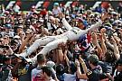 F1イギリスGP決勝:ハミルトンが連勝。完璧なレースで大観衆に応える