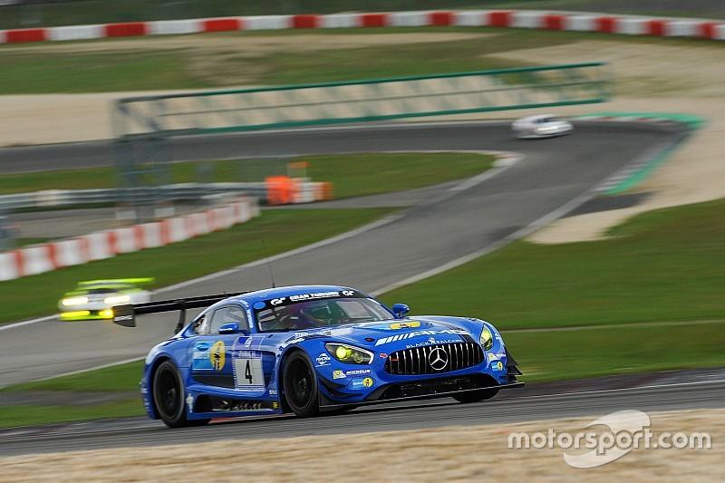 Black Falcon auf vorläufiger Pole-Position für 24h Nürburgring