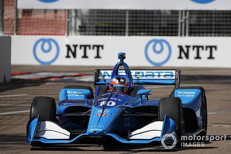 Rosenqvist: Grid slot for IndyCar debut feels like
