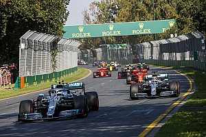 """澳大利亚大奖赛:博塔斯""""首开纪录"""",梅赛德斯包揽前二名"""