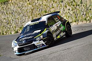 Basso torna nel CIR e trionfa subito al Rally il Ciocco e Valle del Serchio