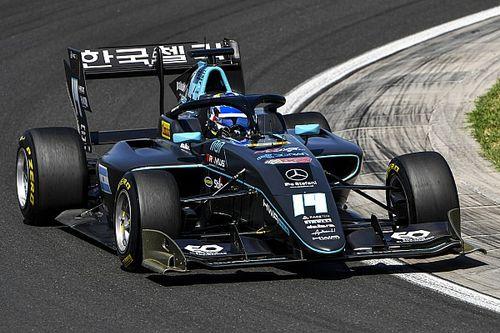 F3ブダペスト:レース2はマッテオ・ナニーニが初優勝。レース1勝者の岩佐歩夢は10位入賞