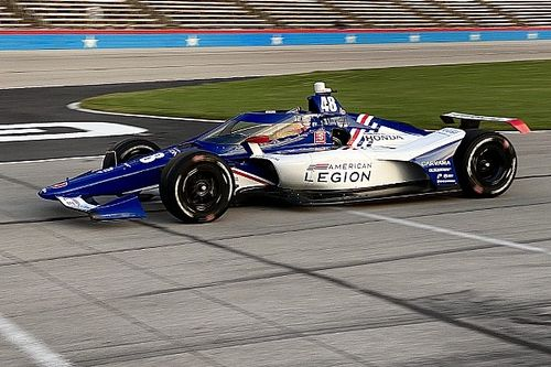 Grosjean, Johnson to take Indy 500 rookie test on Wednesday