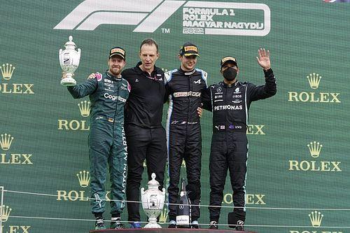 Wyniki z Vettelem