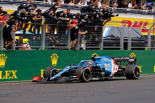 Hungarian GP: Ocon holds off Vettel to score shock maiden F1 win