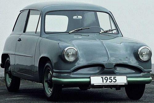 VW descartó 70 posibles sustitutos del Beetle: aquí están algunos