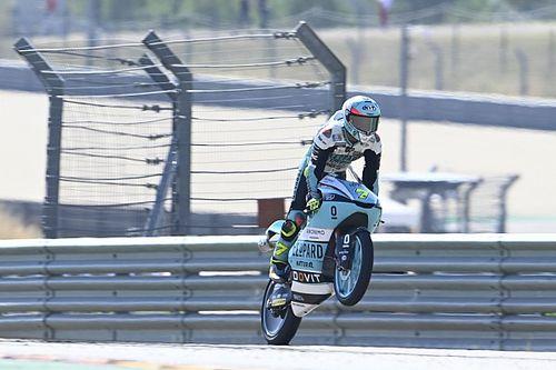 Moto3 Misano: Fenati lider giderken kaza yaptı, Foggia arka arkaya ikinci kez kazandı!