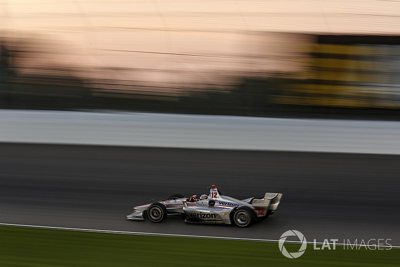 Victorious Power sure he's in contention for IndyCar title