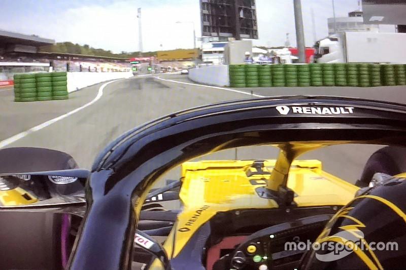 La Formula 1 cambierà la posizione delle telecamere onboard nel 2019