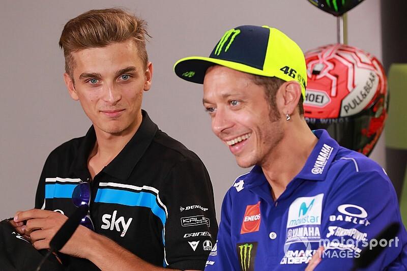 Marini: Não arriscarei minha carreira só para correr com Rossi