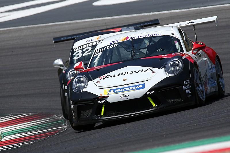 Carrera Cup Italia, ora c'è il podio nel mirino di AB Racing