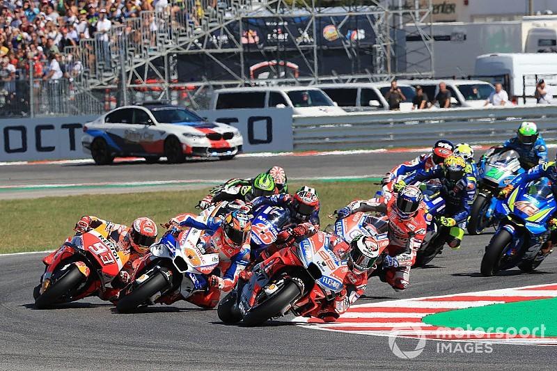 Kombiniertes MotoGP-Mindestgewicht: Für Michelin wäre es kein Problem