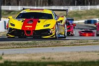Ferrari Challenge NA returns to action at the Brickyard