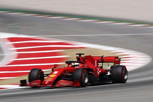 """Vettel """"não consegue responder"""" sobre problemas com o carro da Ferrari após saída no Q2"""