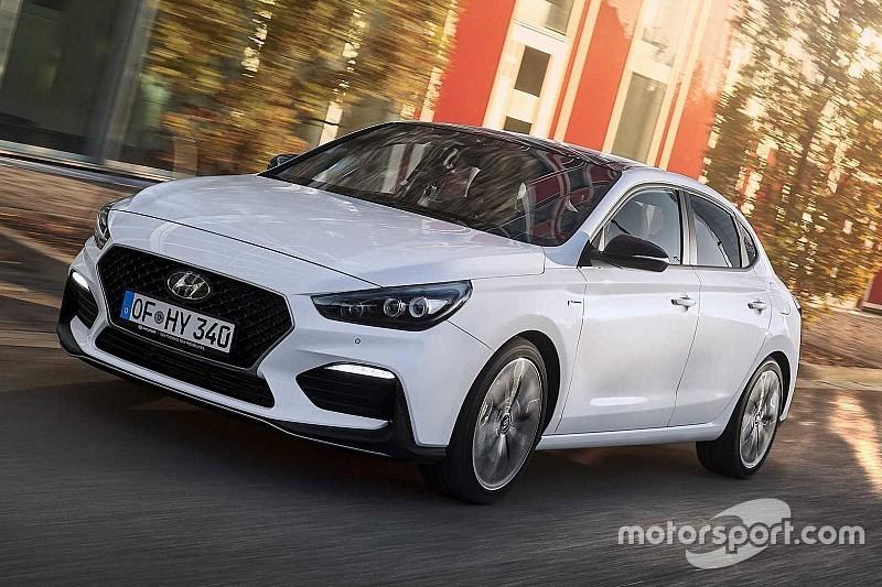 Hyundai представила i30 Fastback N Line