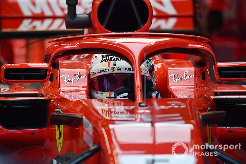 Drama penalti, Vettel dapat dukungan pembalap lain