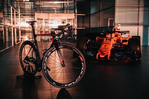 مكلارين تدخل عالم سباقات الدرّاجات الهوائيّة عبر شراكة مع البحرين