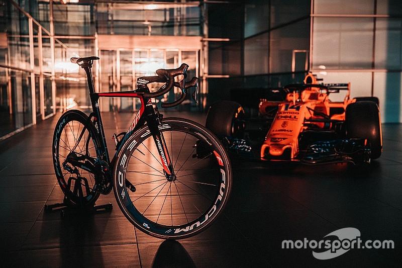 マクラーレン、自転車レースに挑戦。F1のノウハウを、惜しみなく投入