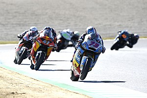 Moto2 and Moto3 unveil entry lists for 2019