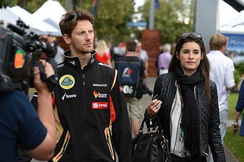 """Esposa de Grosjean fala sobre como filhos """"o tiraram do incêndio"""" no Bahrein: """"Foram vários milagres"""""""