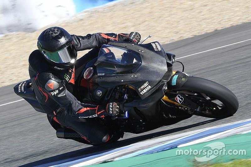 Хемілтон погодився проїхатися на мотоциклі трасою на Ранчо Россі