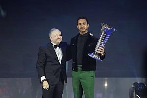 Нагородження FIA: Хемілтон - персона року, Леклер - найкращий новачок
