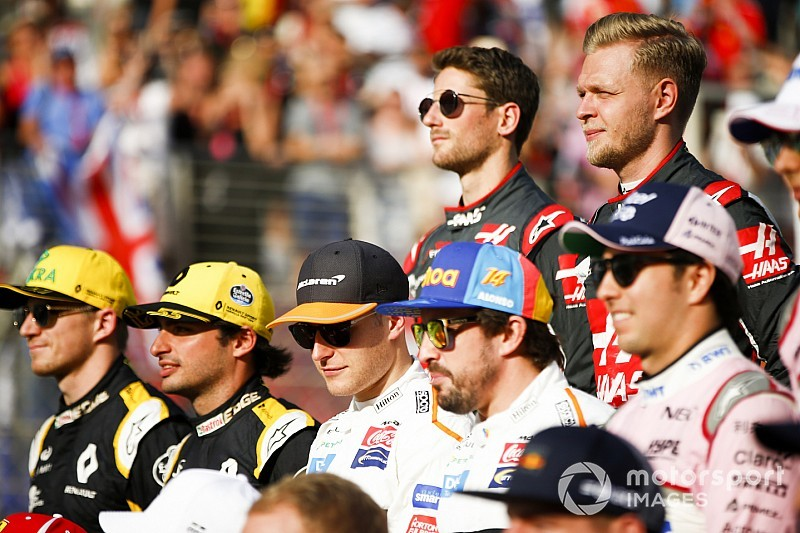 Stewart: Les top pilotes
