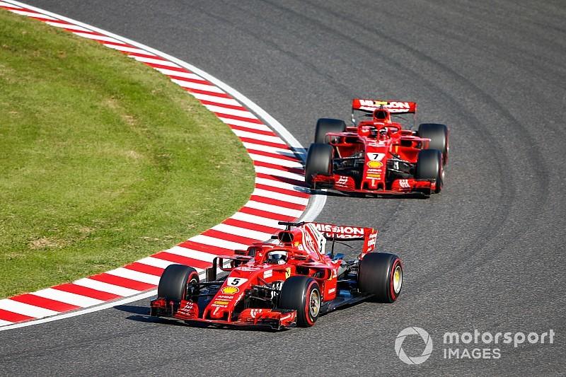 Massa: Ferrari struggling to cope with pressure
