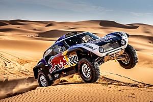 Fotogallery: la presentazione del team MINI X-Raid per la Dakar 2019