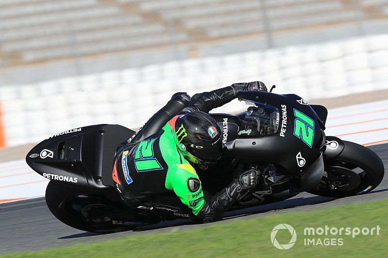 Petronas' quest to emulate its F1 success in MotoGP