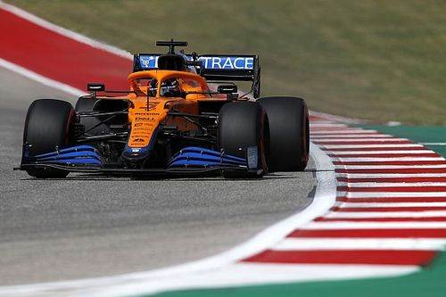 Ricciardo o walce z Sainzem