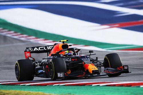 US GP: Perez tops final practice from Sainz, Verstappen