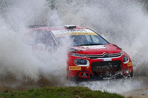 Sancionado en el Rally de Italia por utilizar palabrotas en directo