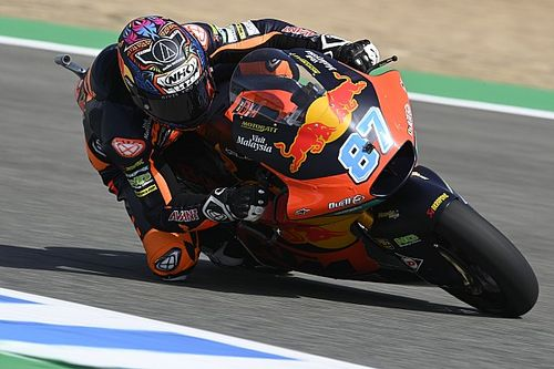 Moto2 in Jerez FT3: Gardner bricht Rundenrekord, Schrötter in den Top 10