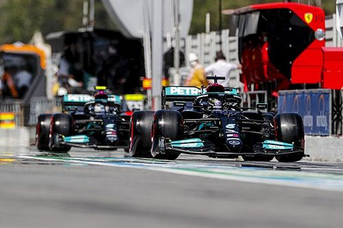 "Hamilton feared set-up ""gamble"" backfired before taking pole"