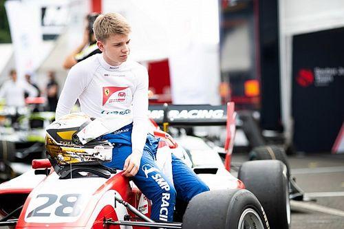 Неделя Шварцмана: какие планы строил российский пилот Формулы 3 в начале сезона