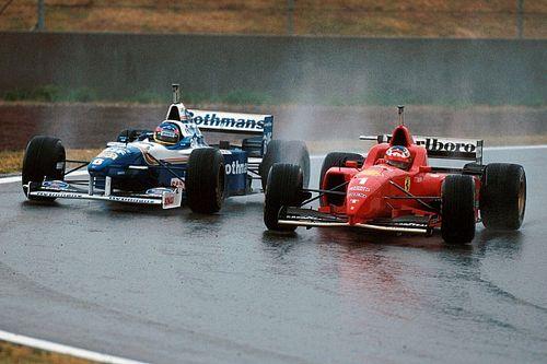 La Top 10 dei GP di F1 sotto alla pioggia