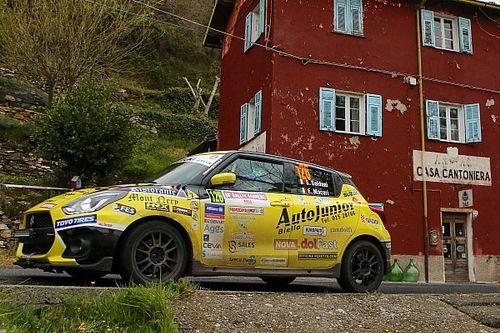 Suzuki Rally Cup: ad Alba continua l'avventura