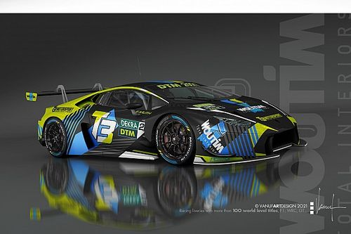 Lamborghini to be represented in DTM by T3 Motorsport