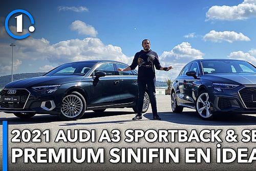 Neden Almalı? | 2021 Audi A3 Ailesi