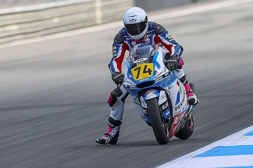 Bukan Dimas Ekky, Piotr Biesiekirski Justru Dapat Wildcard Moto2 Lagi