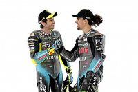 Morbidelli/Rossi relationship won't change as MotoGP teammates