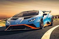 Lamborghini Huracan STO Revealed As $328,000 Race Car For The Road