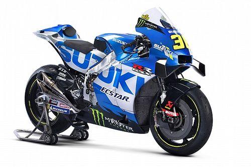 MotoGP 2021: Suzuki zeigt die GSX-RR von Weltmeister Joan Mir und Alex Rins