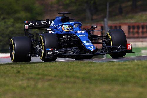 Alonso manque de confiance et ne cherche pas d'excuse