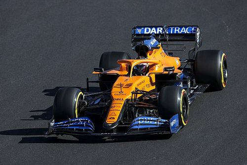 "McLaren made ""next step ""with F1 upgrades"