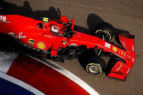 Leclerc: Szerintem a csapatot is meglepte, mennyire versenyképesek vagyunk!