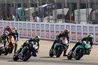 """Morbidelli: """"Los tres de Yamaha aspiramos al título"""""""
