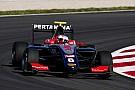 GP3 Alesi gana con autoridad la segunda carrera de la GP3 en condiciones mixtas