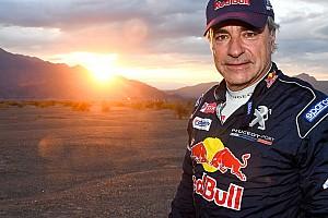 """Dakar Noticias Sainz: """"Después del intenso trabajo, era de justicia ganar esta carrera"""""""